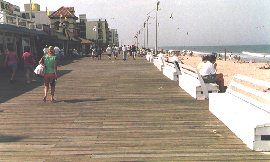 Photo of Rehoboth Boardwalk