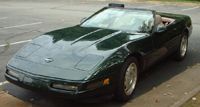 Photo of my 1994 Corvette